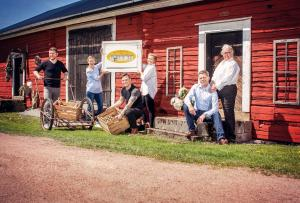 Hommanäs Gård Villas, Horské chaty  Porvoo - big - 19