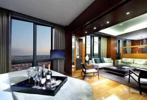 Eurostars Madrid Tower, Hotels  Madrid - big - 17