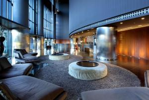 Eurostars Madrid Tower, Hotels  Madrid - big - 27