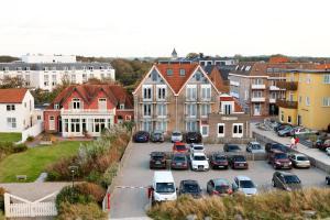 Hotel Noordzee, Отели  Домбург - big - 24