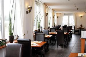 Hotel Noordzee, Отели  Домбург - big - 20