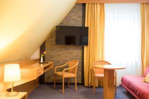 Hotel Restaurant Jägerhof, Hotel  Weisendorf - big - 16