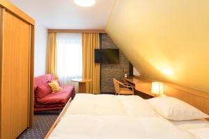 Hotel Restaurant Jägerhof, Hotel  Weisendorf - big - 8
