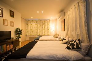 Tokyo Faminect Apartment FN159, Апартаменты  Токио - big - 14