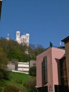 Perrache Sainte Blandine, Апартаменты  Лион - big - 12