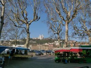 Perrache Sainte Blandine, Апартаменты  Лион - big - 10