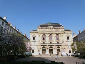 Perrache Sainte Blandine, Апартаменты  Лион - big - 8