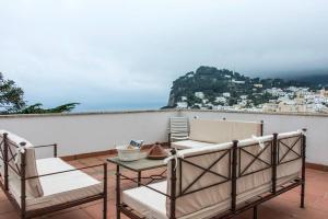 Villa Bianca, Vily  Capri - big - 38