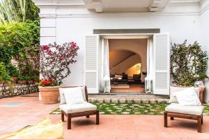 Villa Bianca, Vily  Capri - big - 10