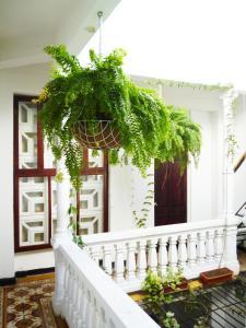Hotel Santa Cruz, Hotel  Cartagena de Indias - big - 46