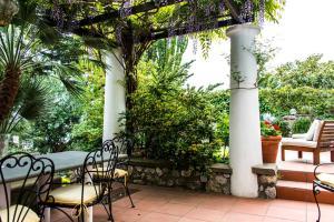 Villa Bianca, Vily  Capri - big - 13