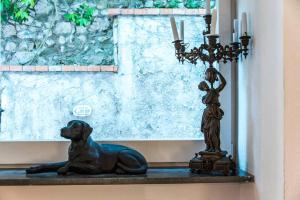Villa Bianca, Vily  Capri - big - 5