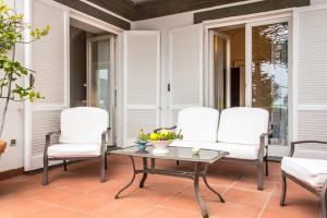 Villa Bianca, Vily  Capri - big - 46