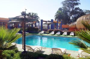 Hotel Pacifico, Отели  Algarrobo - big - 28