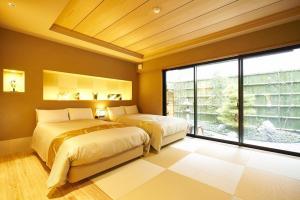 Hotel Rakurakuan, Отели  Киото - big - 1