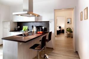 Leipzig Apartmenthaus, Aparthotels  Leipzig - big - 27