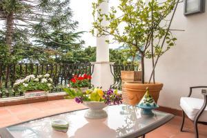 Villa Bianca, Vily  Capri - big - 48