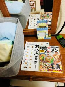 Boof's room in Nipponbashi, Apartmanok  Oszaka - big - 10
