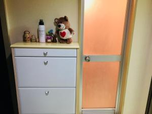 Boof's room in Nipponbashi, Apartmanok  Oszaka - big - 11
