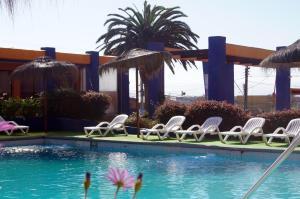 Hotel Pacifico, Отели  Algarrobo - big - 27
