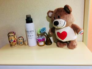 Boof's room in Nipponbashi, Apartmanok  Oszaka - big - 16
