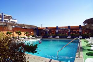 Hotel Pacifico, Отели  Algarrobo - big - 29