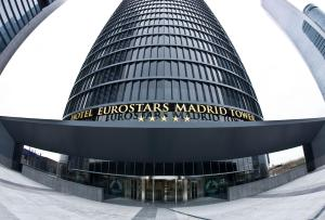 Eurostars Madrid Tower, Hotels  Madrid - big - 55