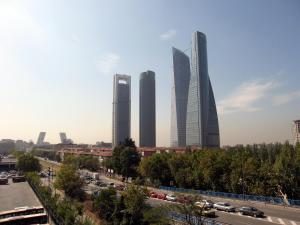Eurostars Madrid Tower, Hotels  Madrid - big - 54