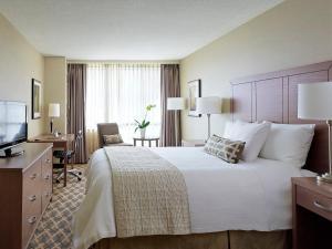 Rom Standard med queen-size-seng