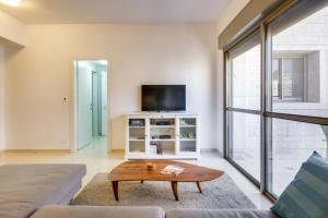 Cozy and Modern 3BR, Apartmány  Jeruzalém - big - 4