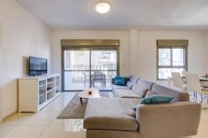 Cozy and Modern 3BR, Apartmány  Jeruzalém - big - 6