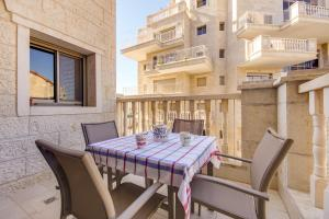 Cozy and Modern 3BR, Ferienwohnungen  Jerusalem - big - 12