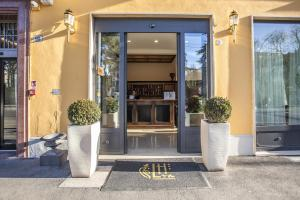 Boutique Hotel Liberty 1904, Hotely  Bologna - big - 42