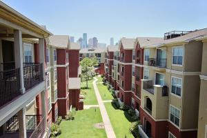 Midtown Modern Luxury B4, Apartmanok  Houston - big - 14