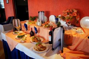 Hotel Pacifico, Отели  Algarrobo - big - 33