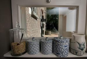 Op 't Oorbeck, Bed & Breakfasts  Enschede - big - 33
