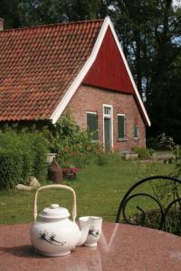 Op 't Oorbeck, Bed & Breakfasts  Enschede - big - 32
