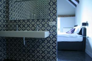 Op 't Oorbeck, Bed & Breakfasts  Enschede - big - 9