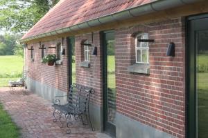 Op 't Oorbeck, Bed & Breakfasts  Enschede - big - 35