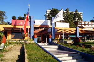 Hotel Pacifico, Отели  Algarrobo - big - 42