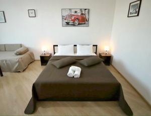 Apartment on Fizkulturnaya 4