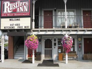 Rustlers Inn, Мотели  Prineville - big - 28