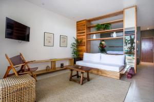 Flat Pitanga, Homestays  Camburi - big - 23