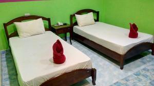 Suratthani Airport Hostel, Hostelek  Szuratthani - big - 49