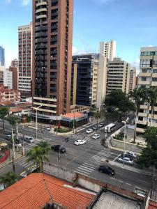 Apartamento Compacto Sem Ar Condicionado, Apartmány  Fortaleza - big - 2