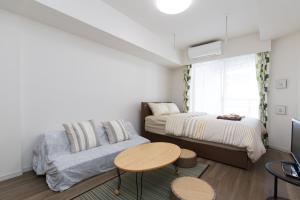 Tokyo Faminect Apartment FN166, Apartmány  Tokio - big - 1