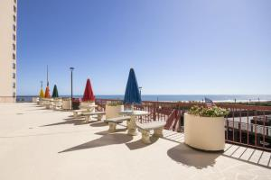 Rainbow 709 Condo, Apartmány  Ocean City - big - 5