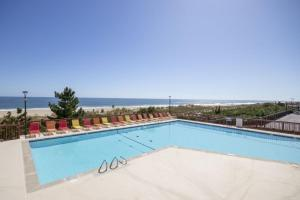 Rainbow 709 Condo, Apartmány  Ocean City - big - 6