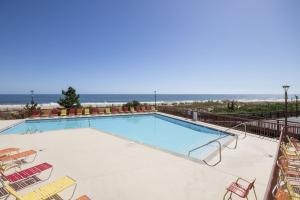 Rainbow 709 Condo, Apartmány  Ocean City - big - 9