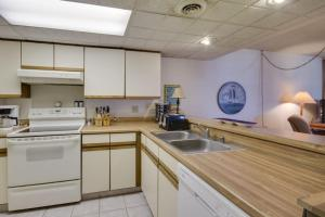 Rainbow 709 Condo, Apartmány  Ocean City - big - 11